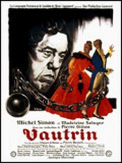 Affiche Vautrin