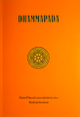Couverture Dhammapada