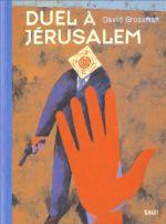 Couverture Duel à Jérusalem