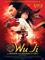 Affiche Wu Ji, la légende des cavaliers du vent