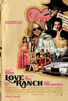 Affiche Love Ranch