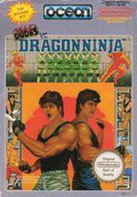 Jaquette Bad Dudes vs Dragon Ninja