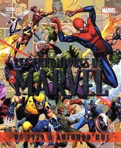 Couverture Les Chroniques de Marvel