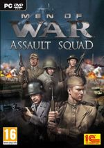 Jaquette Men of War : Assault Squad