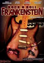 Affiche Rock 'n' roll Frankenstein