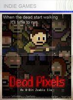 Jaquette Dead Pixels