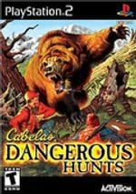 Jaquette Cabela's Dangerous Hunts