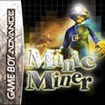 Jaquette Manic Miner