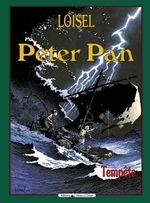 Couverture Tempête - Peter Pan (Vents d'Ouest), tome 3
