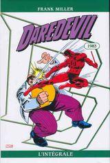 Couverture 1983 - Daredevil : L'Intégrale, tome 3