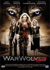 Affiche War Wolves