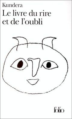 Couverture Le Livre du rire et de l'oubli