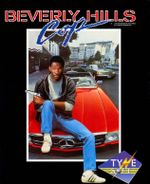 Jaquette Beverly Hills Cop