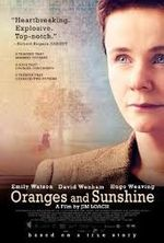 Affiche Oranges and Sunshine