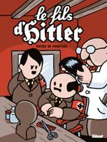Couverture Le Fils d'Hitler - Dickie, tome 4