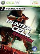 Jaquette Splinter Cell : Conviction