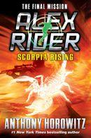 Couverture Scorpia Rising - Alex Rider, tome 9
