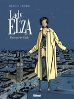 Couverture Excentric Club - Lady Elza, tome 1