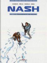 Couverture La Fraternité blanche - Nash, tome 4