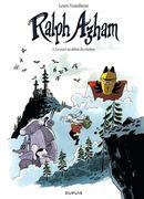 Couverture La Mort au début du chemin - Ralph Azham, tome 2