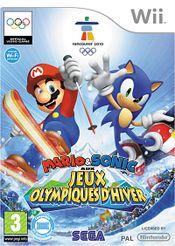 Jaquette Mario et Sonic aux Jeux Olympiques d'Hiver