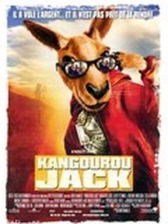 Affiche Kangourou Jack