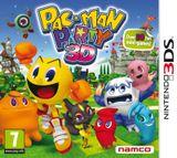 Jaquette Pac-Man Party 3D