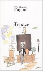 Couverture Topaze