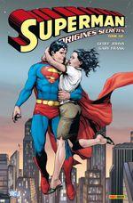 Couverture Superman : Origines Secrètes (Panini), tome 1