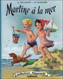 Couverture Martine à la mer