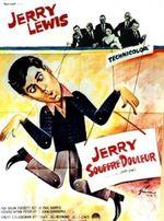 Affiche Jerry Souffre-douleur