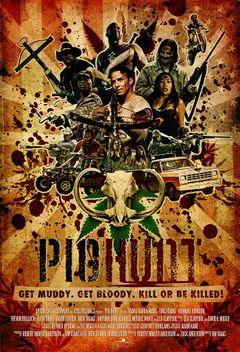 Affiche Pig Hunt