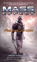 Couverture Révélation - Mass Effect, tome 1
