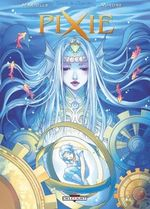 Couverture Tidia - Pixie, tome 3