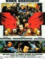 Affiche Boris Godounov