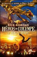 Couverture Le Héros perdu - Héros de l'Olympe, tome 1