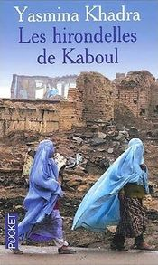 Couverture Les Hirondelles de Kaboul