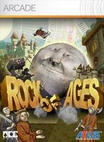 Jaquette Rock of Ages