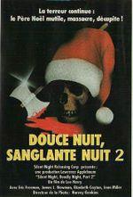Affiche Douce Nuit, Sanglante Nuit 2