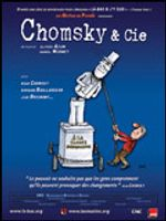 Affiche Chomsky & compagnie