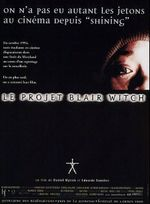 Affiche Le Projet Blair Witch