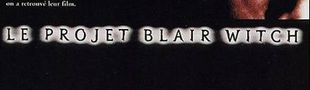 Affiche Le Projet Blair Witch