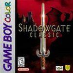 Jaquette Shadowgate Classic