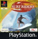 Jaquette Surf Riders