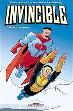 Couverture Au nom du père - Invincible, tome 2