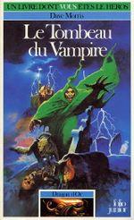 Couverture Le tombeau du Vampire