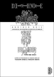 Couverture Death Note : Another Note