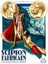 Affiche Scipion l'Africain