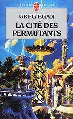 Couverture La Cité des permutants