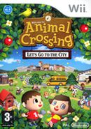 Jaquette Animal Crossing : Let's Go to the City